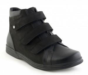 29509-2 Ортопедические зимние мужские ботинки