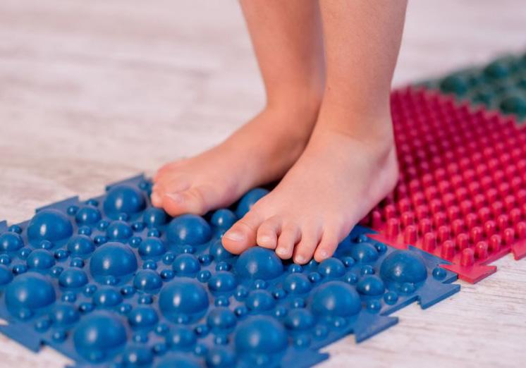 Массажные средства для ног