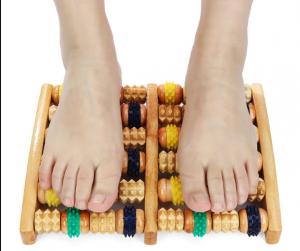 Массаж стоп ног в домашних условиях