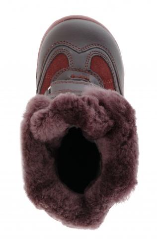 Стабилизирующие зимние  детские ортопедические ботинки Сурсил-Орто А43-049