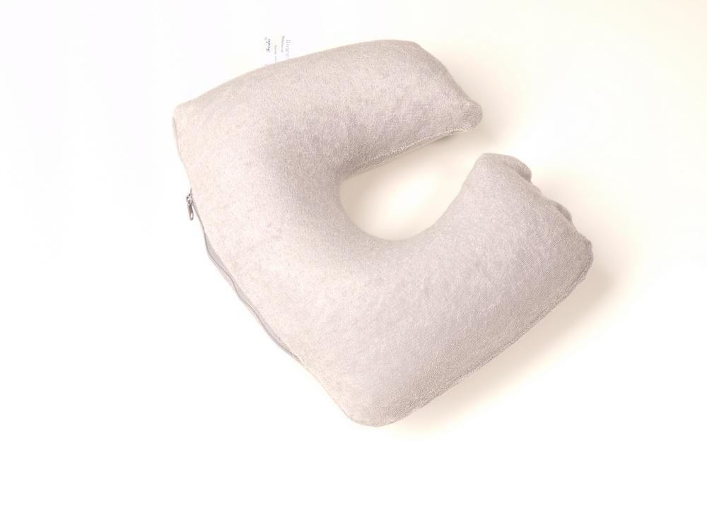 F 8053 Подушка под голову надувная «подкова» (44х27 см)