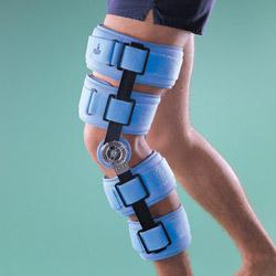 4139 Ортез на коленный сустав