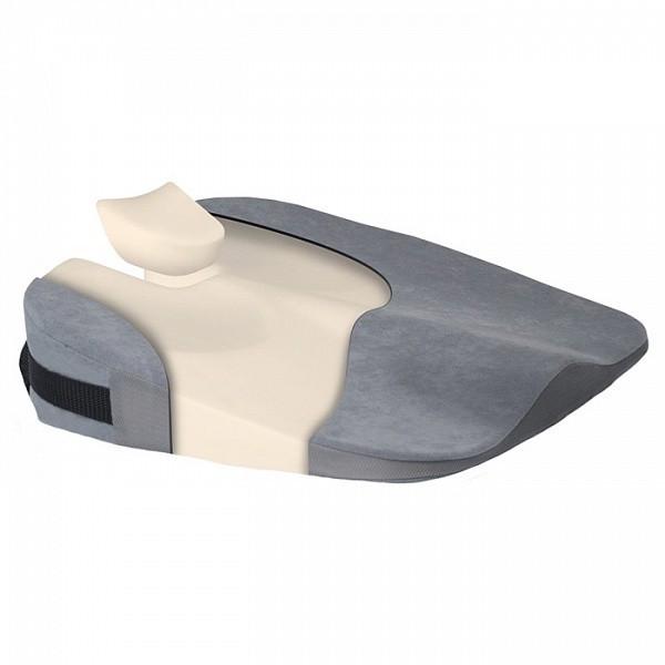 Ортопедическая подушка с откосом на сиденье, Trelax П17 Spectra Seat