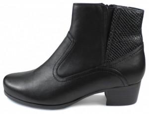 170406 Демисезонные ортопедические женские  ботинки