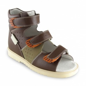 15-257 Ортопедические сандалии сурсил-орто