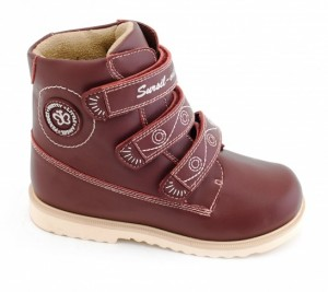 23-218 Детские ортопедические демисезонные ботинки Сурсил-Орто