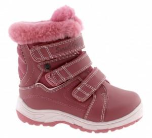 A43-046 стабилизирующие зимние ортопедические детские ботинки