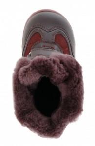 A43-049 стабилизирующие зимние  детские ортопедические ботинки