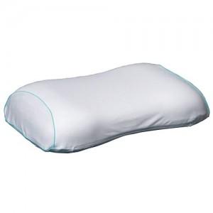 F8010 Ортопедическая подушка с мелкой перфорацией из латекса (57*37*7/9)