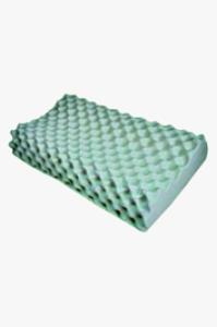 F8011/12 Ортопедическая подушка ячеистой структуры из латекса (60*35*8/9,5/12)