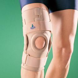 1031 Ортопедический шарнирный коленный ортез 1031