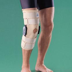 4037 Ортопедический коленный ортез с боковыми шарнирами 4037